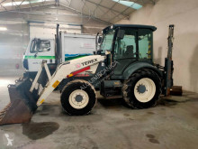 Terex 860 backhoe loader used
