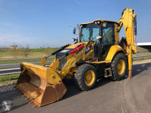 Tractopelle Caterpillar 428F 2 backhoe loader