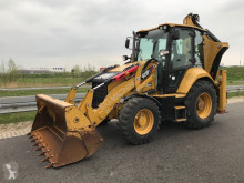 Caterpillar 428F 2 backhoe loader used