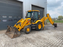JCB 3CX backhoe loader used