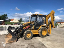 Caterpillar articulated backhoe loader 428C
