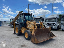 Case articulated backhoe loader 580SLE Powershift