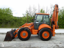 Fiat-Hitachi FB 200 backhoe loader used