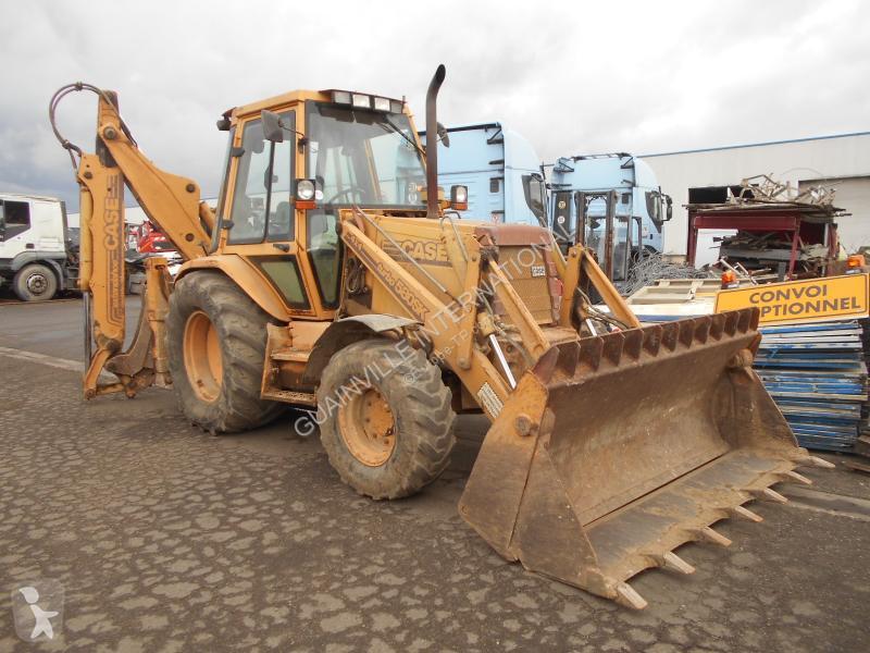Vedeţi fotografiile Buldoexcavator Case 580SK 4WD