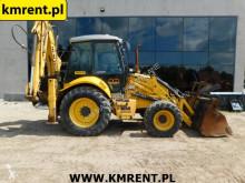 New Holland B 110 B B 110 B B 80 B JCB 3CX CAT 432 428 CASE 580 590 VOLVO BL71 KOMATSU WB93 TEREX 890 pevný bagr použitý