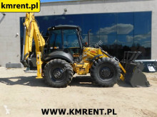 New Holland B 115 B B 115 B JCB 4CX 3CX CAT 434 444 CASE 695 KOMATSU WB 93 pevný bagr použitý