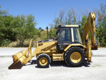 Tractopelle Caterpillar 438 B occasion