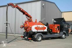 Maquinaria vial camión limpia fosas Saugbagger DitchWitch HX75 Vakuum-Saug. BJ 2019