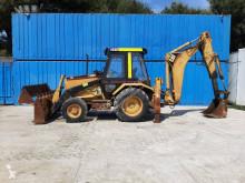 Caterpillar 428B used rigid backhoe loader