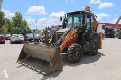 Case 580ST used rigid backhoe loader