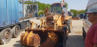 Case 580G buldoexcavator rigid second-hand