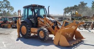 Case 580SR used rigid backhoe loader