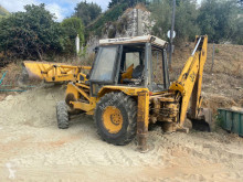 Tractopelle JCB 3D occasion