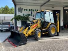 Caterpillar 442D 4x4 pevný bagr použitý