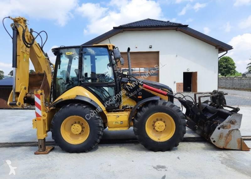 View images Caterpillar 434E  backhoe loader