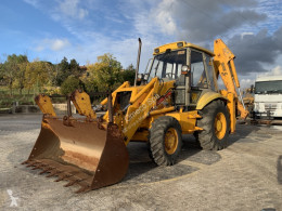JCB 3CX buldoexcavator rigid second-hand