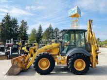 Buldoexcavator Case 595 Super LE second-hand