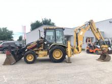 Traktorgrävare Caterpillar 428 D begagnad