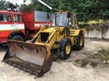Fiat-Allis FB7B used rigid backhoe loader