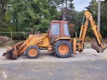Traktorgrävare Case 580 G