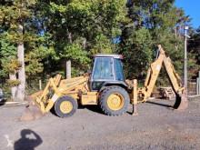 Case 590 SLE backhoe loader used
