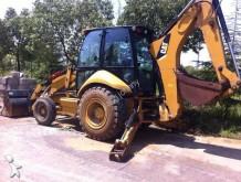 Bekijk foto's Graaflaadmachine Caterpillar 420E