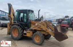 View images Case 580 K backhoe loader