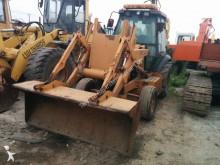 Bekijk foto's Graaflaadmachine Case 580K