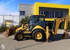 Bekijk foto's Graaflaadmachine Caterpillar 428F