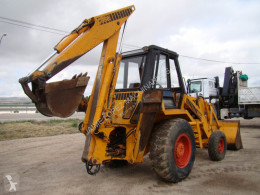 View images Case 680 E backhoe loader