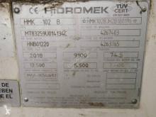 View images Hidromek HMK 102 B 4x4 hmk102B ALPHA backhoe loader