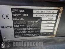 View images Komatsu WB 150 AWS-2 backhoe loader