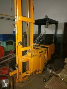 Jungheinrich low lift order picker