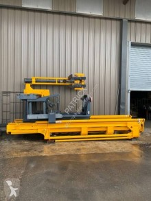 Jungheinrich high lift order picker