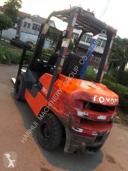 View images Toyota FDZN30 order picker