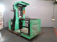 Mitsubishi OPBH08K order picker used medium lift