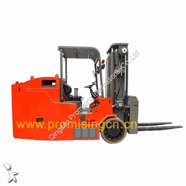 Prohlédnout fotografie Příprava objednávek Dragon Machinery TK4135 4-Wheel Electric Forklift Truck Capacity 13.5T