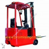 preparador de encomendas Dragon Machinery TKA10 3-Wheel Counterbalanced Electric Forklift Truck