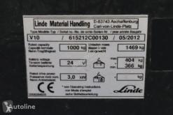 Ver as fotos Preparador de encomendas Linde V10