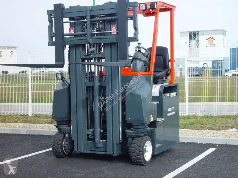Voir les photos Chariot multidirectionnel Amlift AGILIFT 2500E