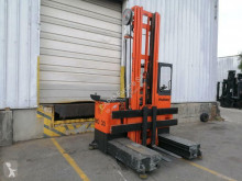 Hubtex MQ30 multi directional forklift used