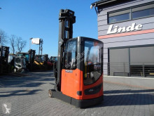 Linde R16HD-01 Triplex , side shift fireretnings truck brugt