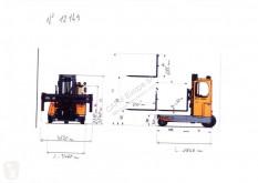 Zobraziť fotky Štvorcestný vysokozdvižný vozík Baumann EVS35-33/10-86,5/60 STLK