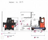 View images Hubtex VL 25-12 multi directional forklift