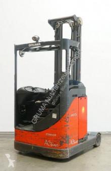gaffeltruck med stabler Linde R 12 CS/115-11