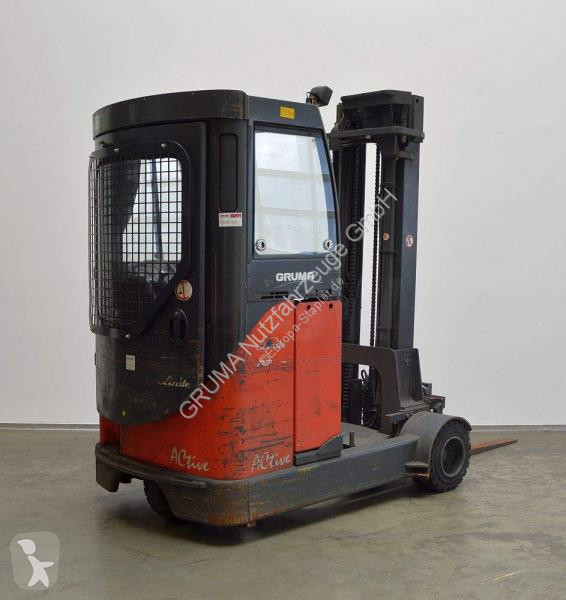 View images Linde R 20 G/115-12 reach truck