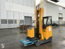 empilhador a mastro retráctil Hyster Jungheinrich ETV 214 height 6,5 mts reach truck kalmar