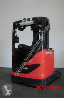 Carretilla retráctil Linde R 16 HD/1120 usada