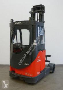Carretilla retráctil Linde R 20 G/115-12 usada