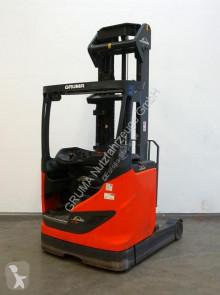Vozík s výsuvným zdvihacím zařízením Linde R 14/1120 použitý